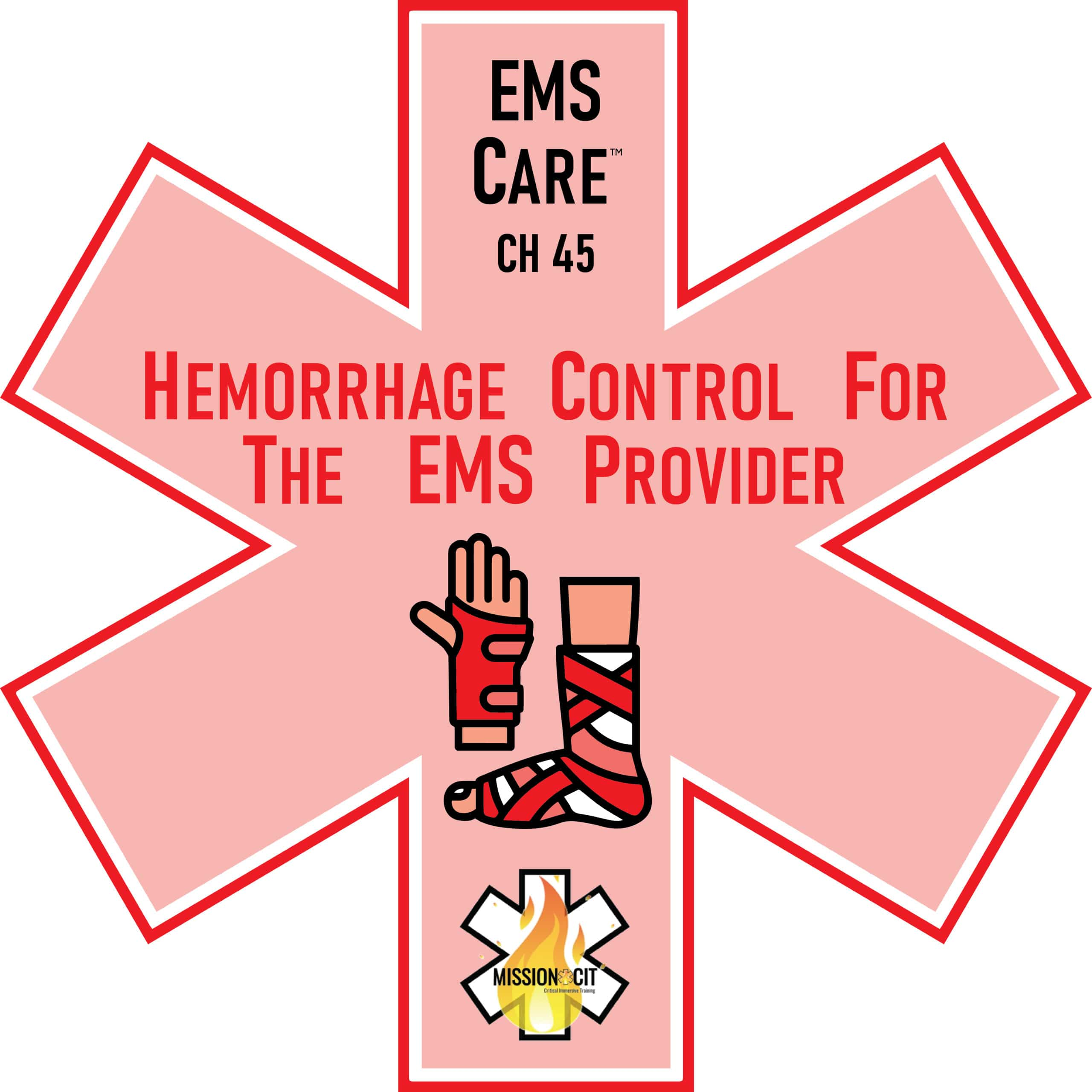 EMS Care Chapter 45 | Hemorrhage Control