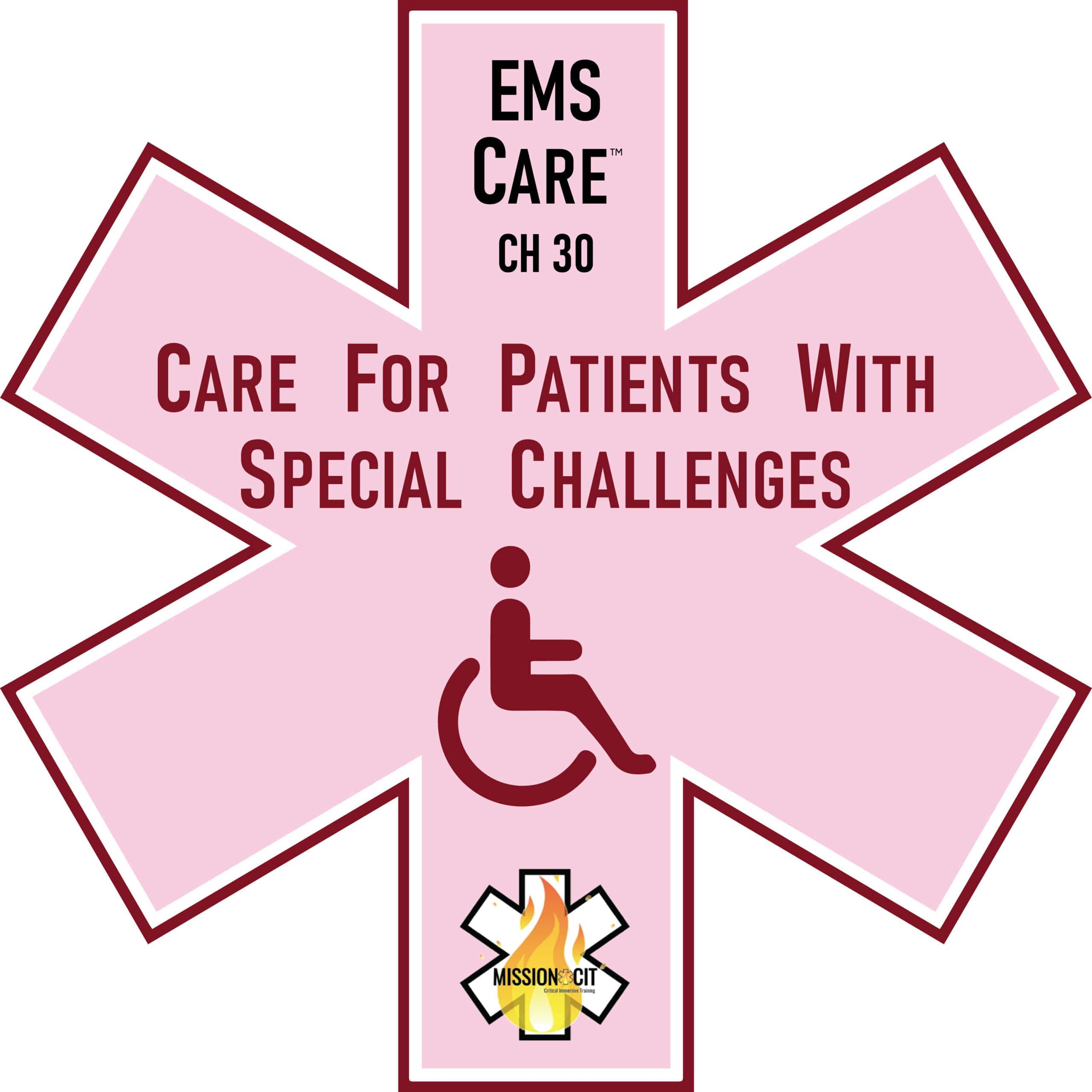EMS Care Chapter 30 | Care for Patients with Special Challenges