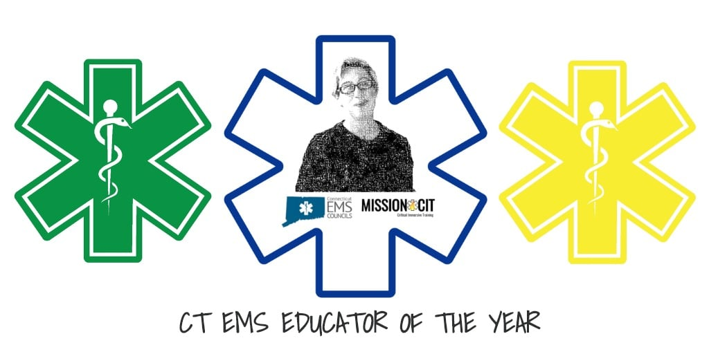 Aimee Roberts | CT Educator of the Year