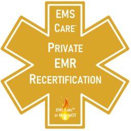 Private EMR Recertification Course | MissionCIT