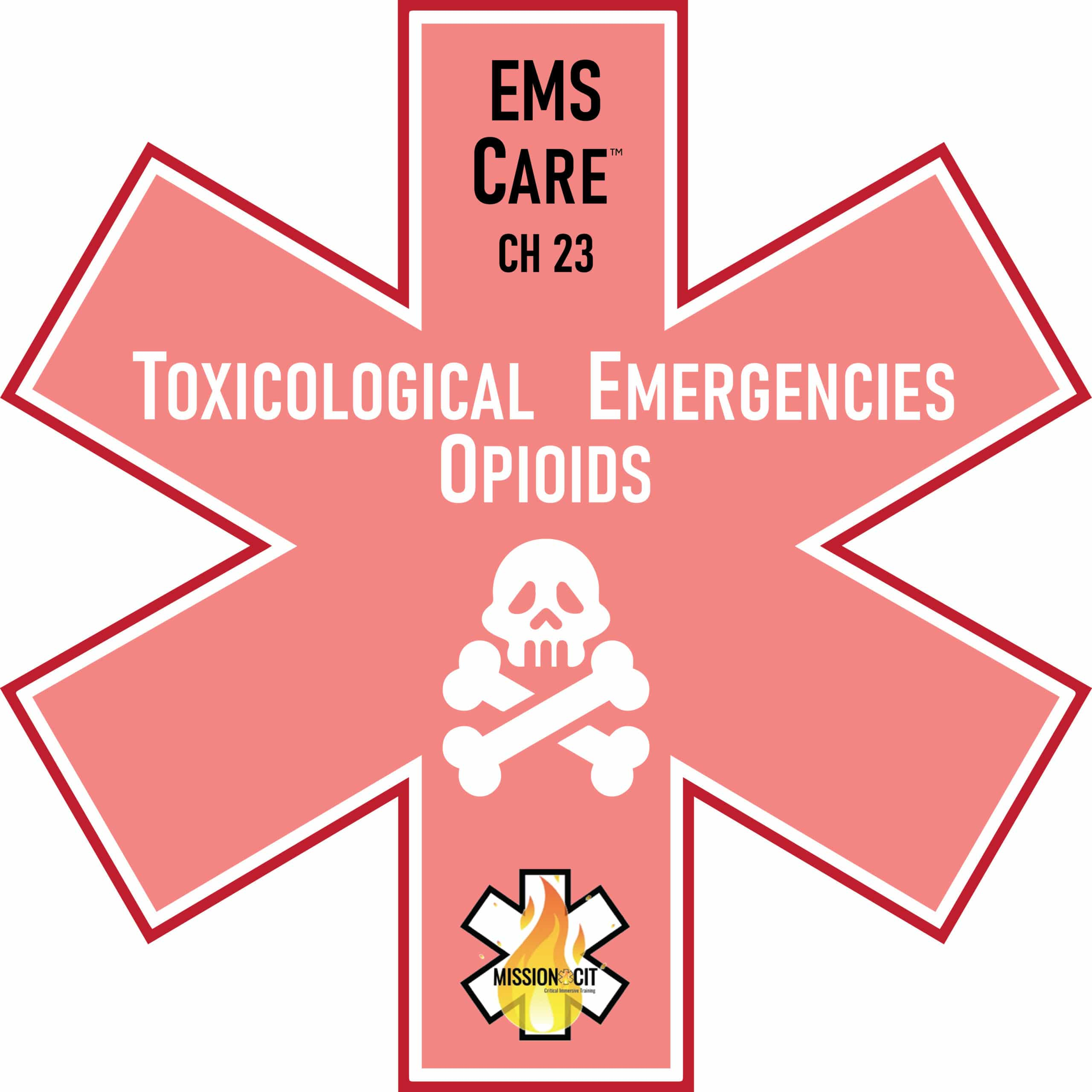 EMS Care Chapter 23 | Toxicological Emergencies | Opioids