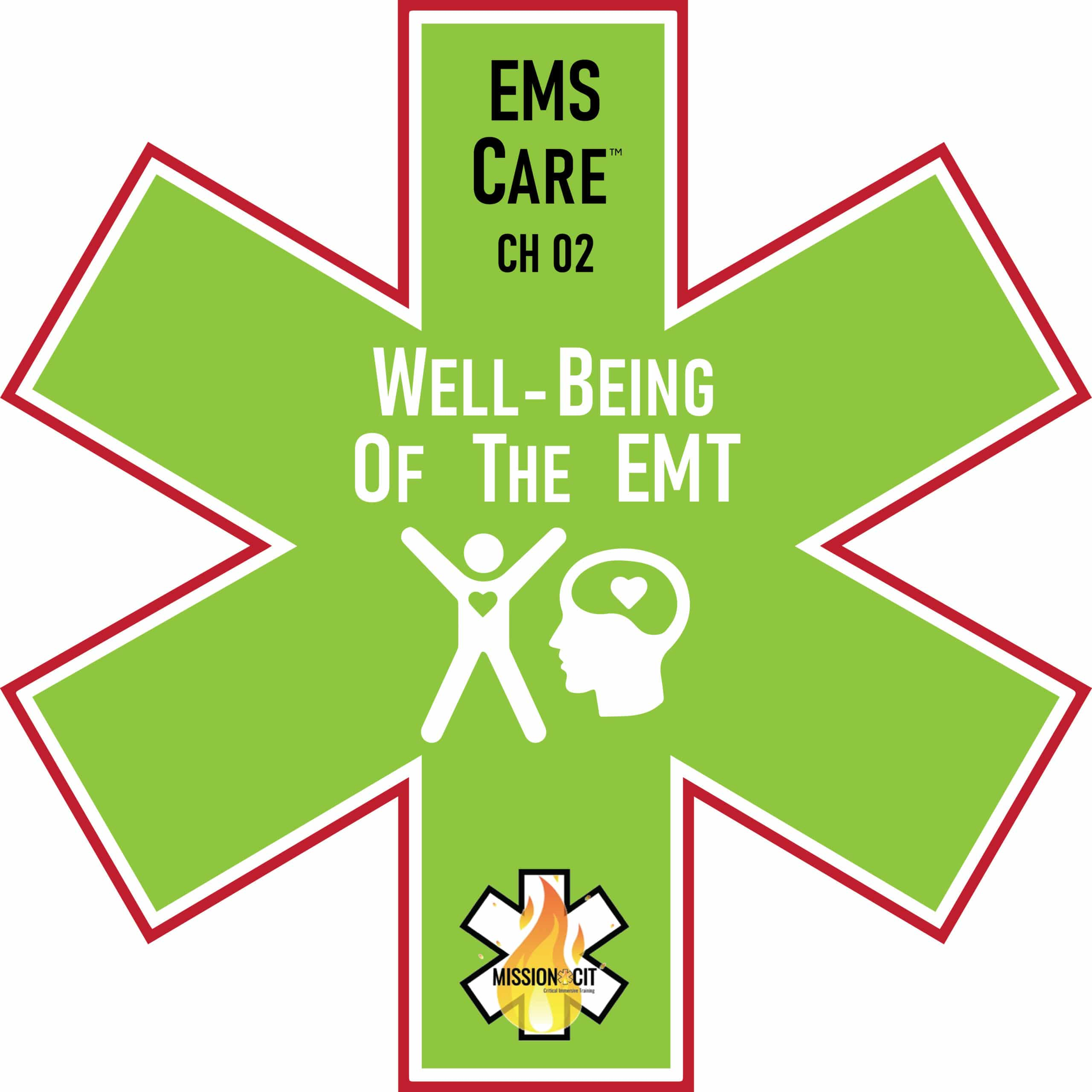 EMS Care Chapter 2 | Well-Being of the EMT