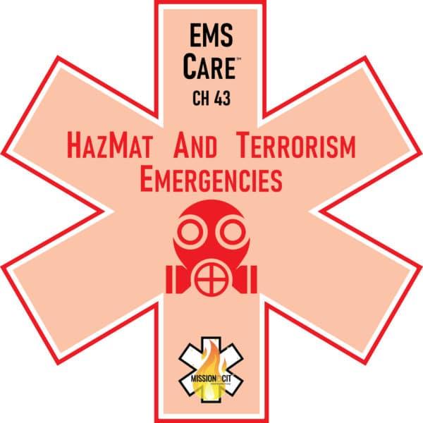 HazMat and Terrorism Emergency | Hazmat classes | Hazmat suit levels | hazmat symbols | hazmat training | hazmat ems | terrorism ems