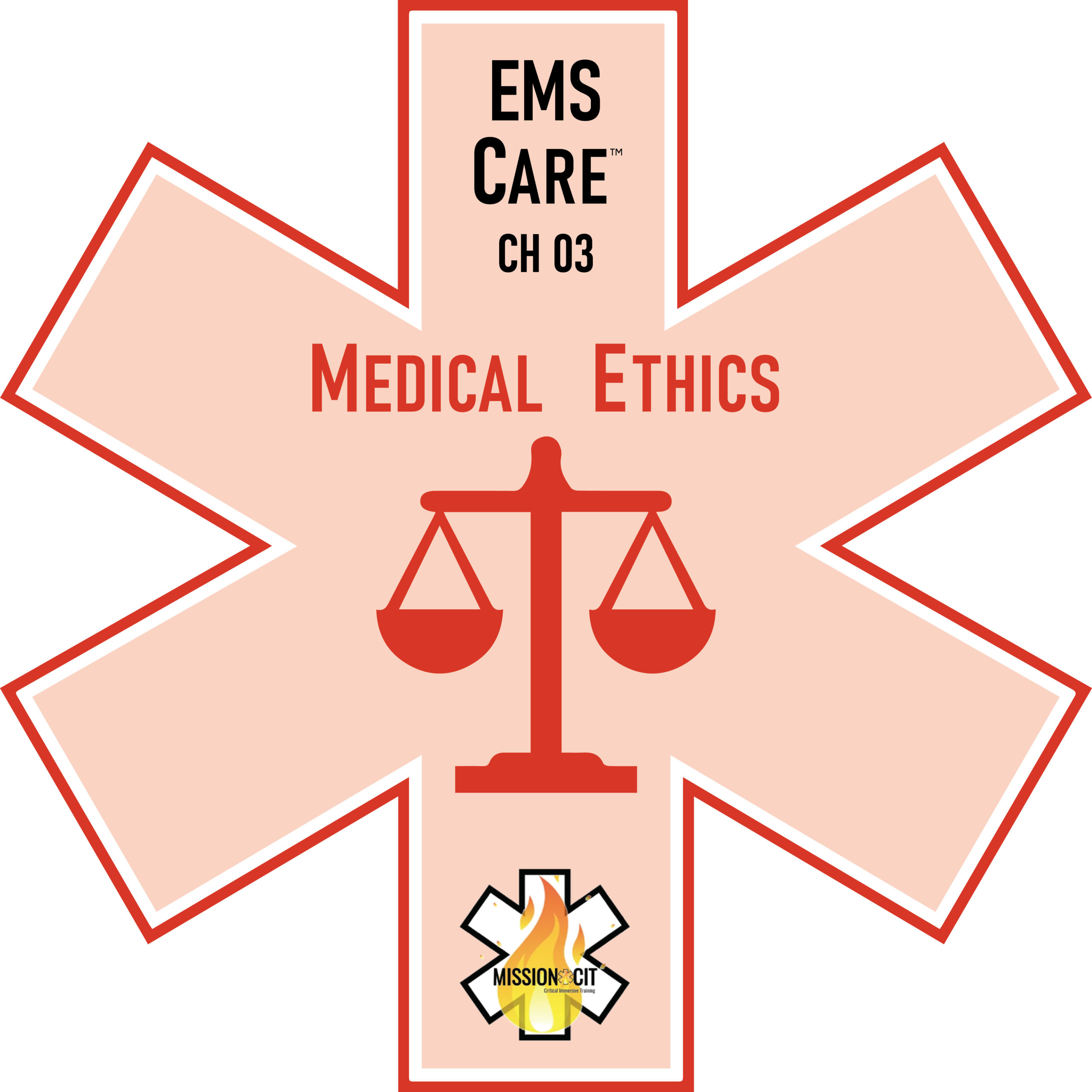 EMS Care Chapter 3 | Medical Ethics for Prehospital Care | Scope of Practice | AMA Code of Ethics | EMT Scope of Practice