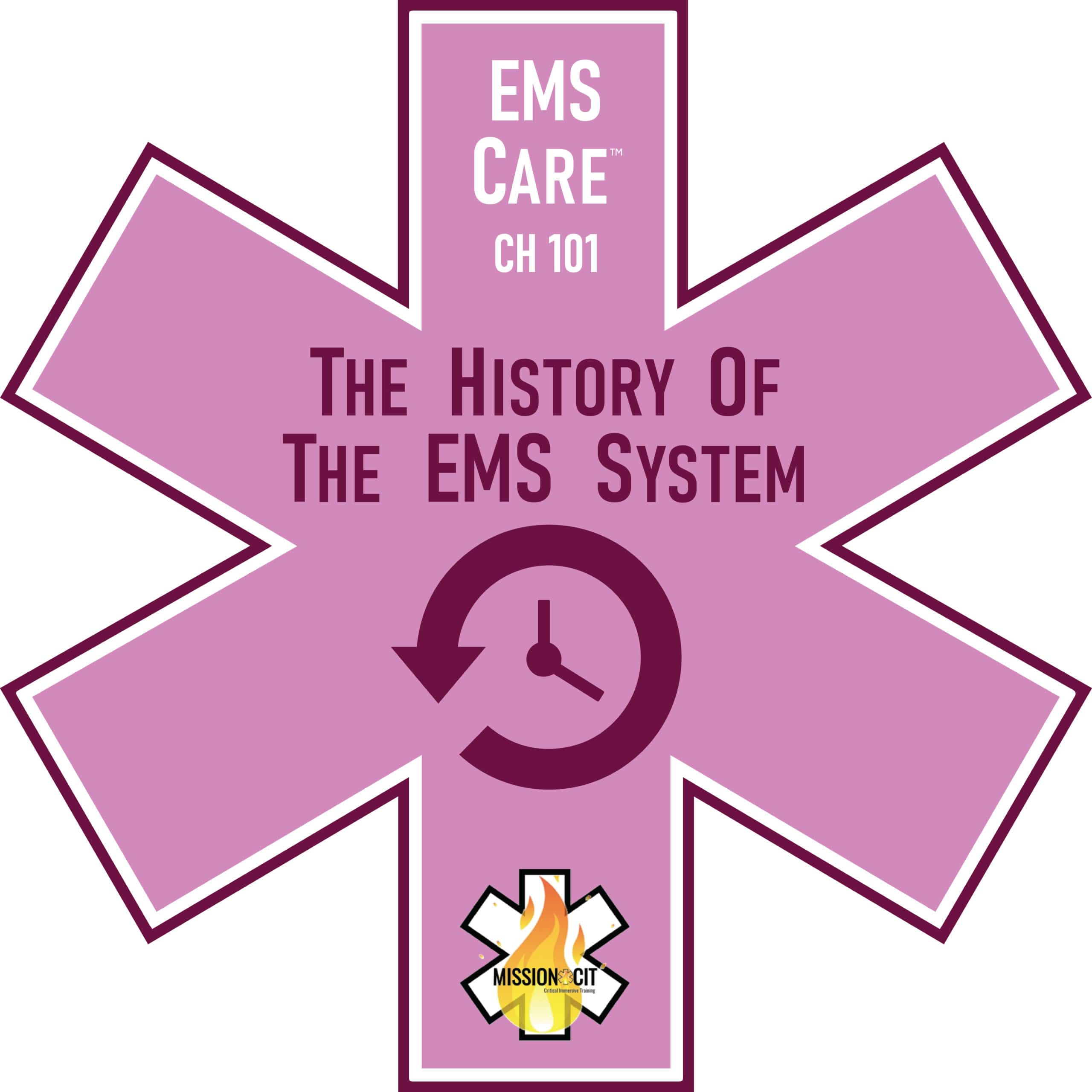 EMS Care Chapter 101 | History of the EMS