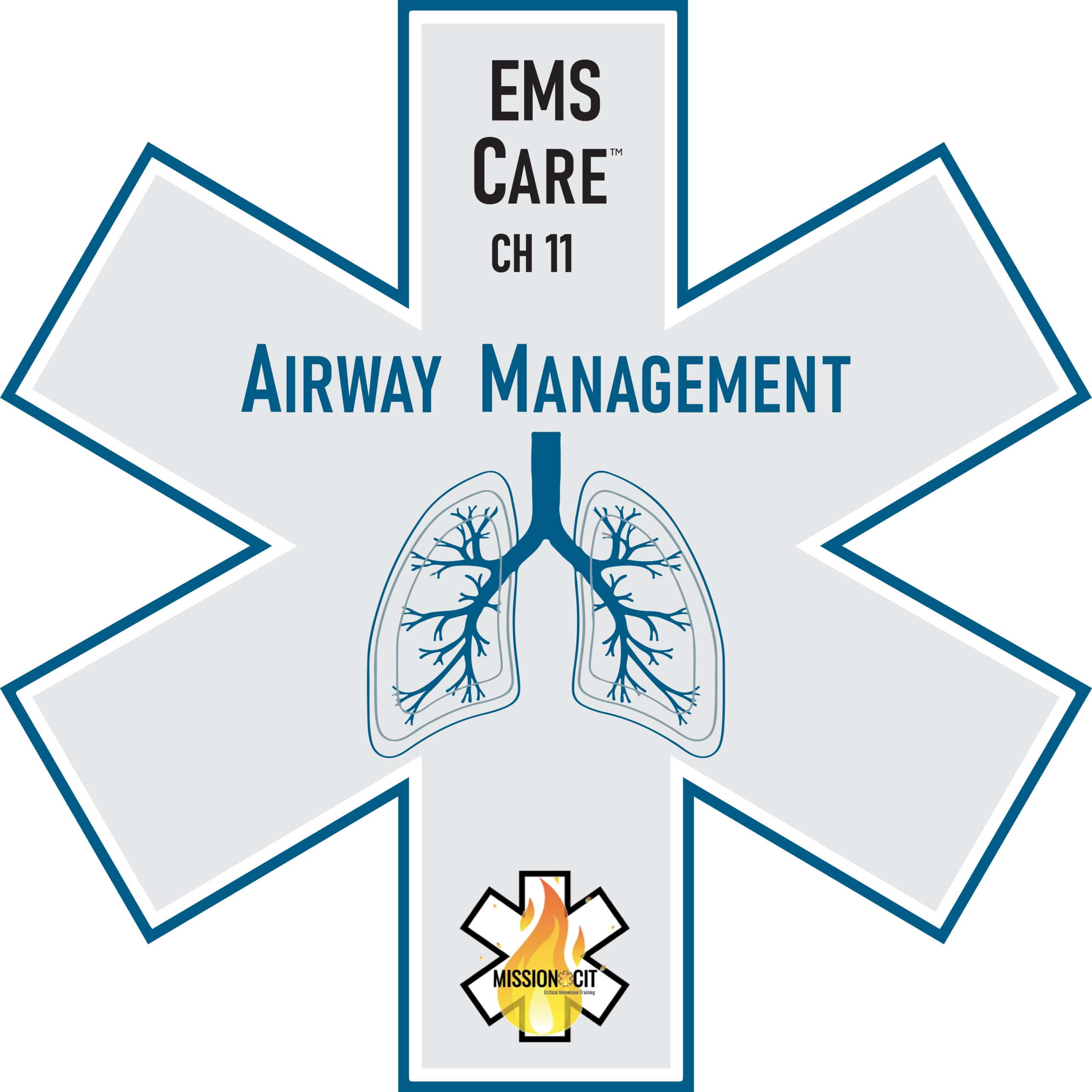 Basic Airway Management | EMT Airway Management | Lessons include Airway Physiology and Pathophysiology | Use of advanced airway adjuncts