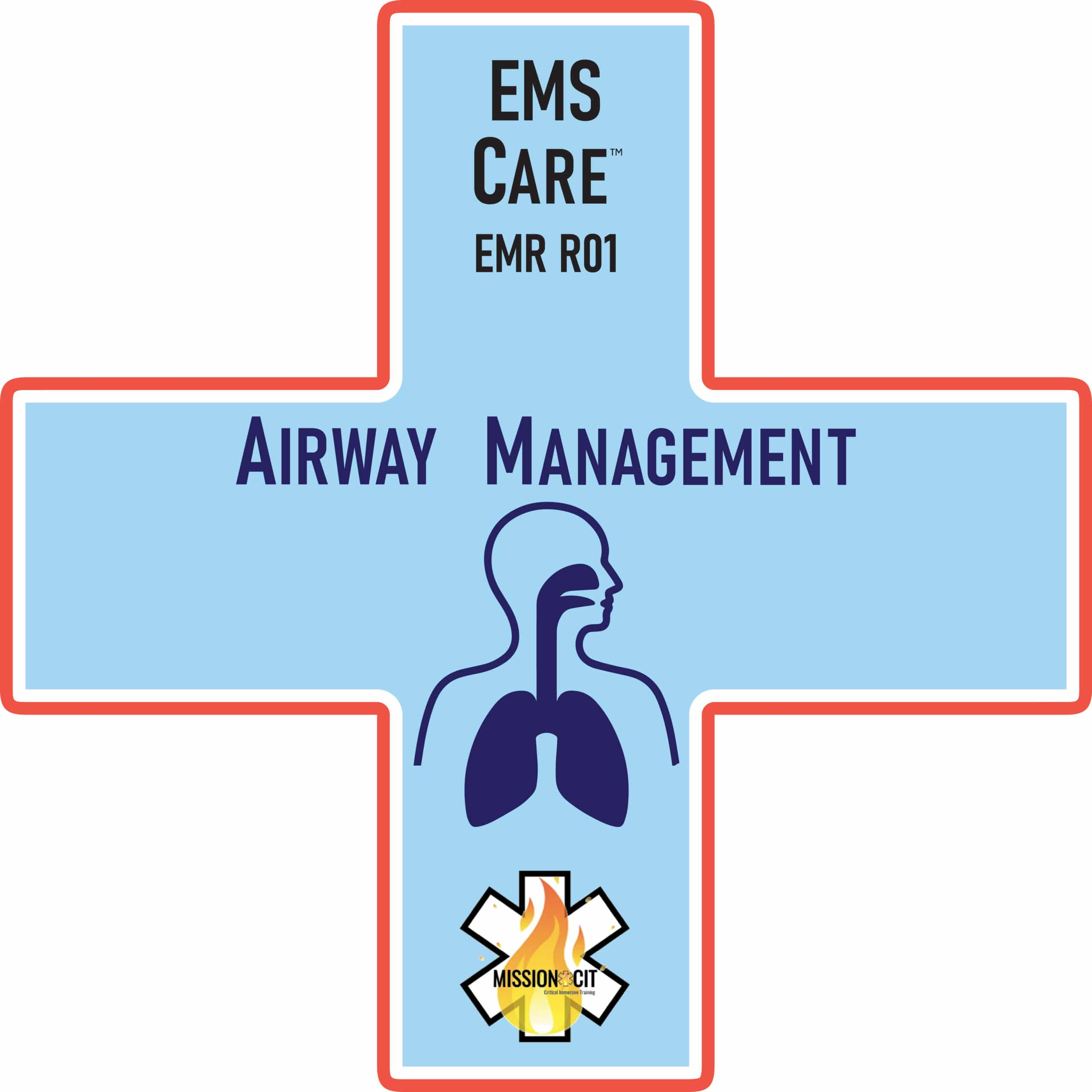 EMR Training | Airway Management | Chapter EMR-R01 | Principles of Airway Management and Ventilation for the Emergency Medical Responder