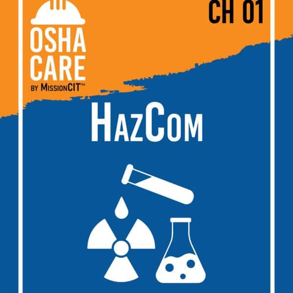 OSHA Care Ch 01 | Hazardous Communications Training | HazCom Training | Hazwoper Training | = PPE for EMS Responders | Decontamination