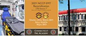 EMT NCCP Recertification | CFA | 2021 Session 7