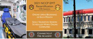 CFA EMT Refresher