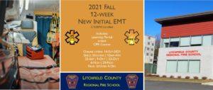 2021 Fall EMT Initial Course | LCRFS Session 5 | 12 week | emt course near me | emt class ct | emt courses in ct | ctoems course
