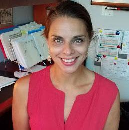 Carina Fischer, MS.Ed.