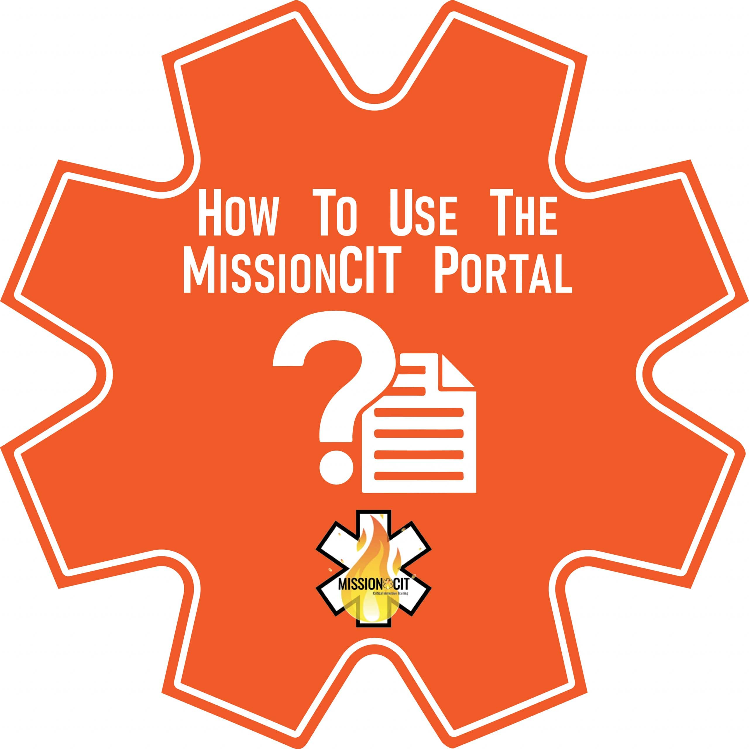 How to use the MissionCIT Learning Portal
