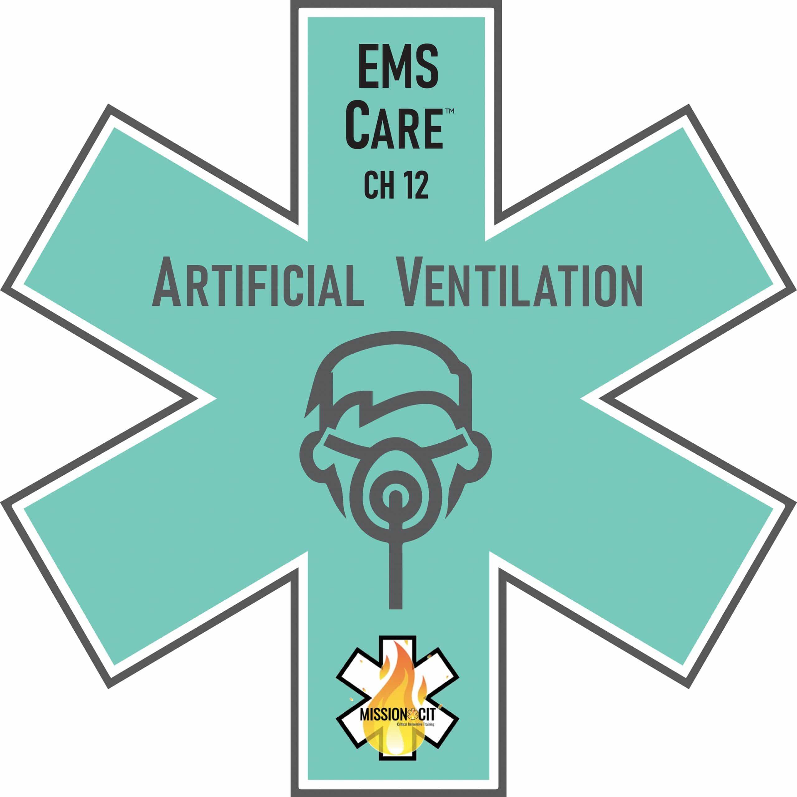 EMT respiration and artificial ventilation
